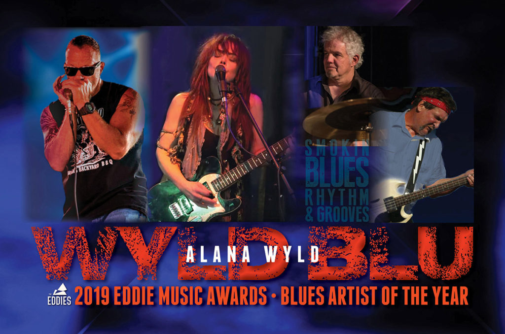 WYLD BLU: 2019 Blues Artist of The Year